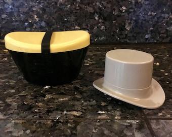 Vintage Salesman's Sample Dobb's Hat