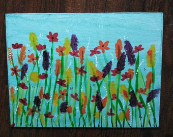 Spring Painting by Bonni
