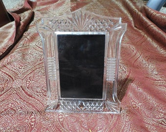 beautiful waterford crystal 5x7 picture frame perfect