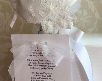 Ellington Handkerchief Bonnet