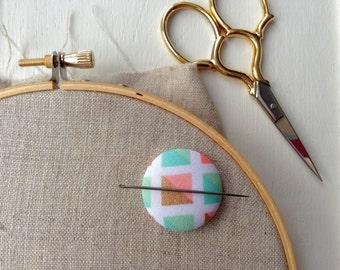 Needleminder,Needle,Minder,Needle Keeper,Embroidery,Embroidery Supplies,Needlepoint Supplies,Notions,Crossstitch Supplies,Crosstitch,Sewing,
