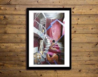 Poster Artistico 50x70cm Concept 2