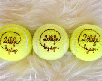 Dog balls pack of 3