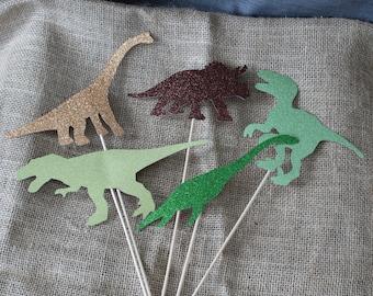 Dinosaur Centerpieces