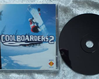 Cool Boarders 2 Playstation 1 Video Game