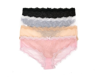 4 in 1: Sensual Women Underwear