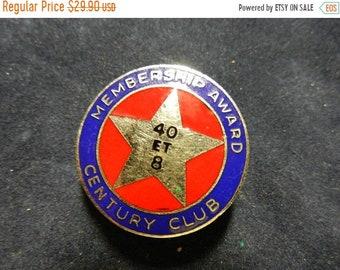 Spring Sale Vintage Post WW1 40/8 American Legion Award Badge
