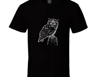 Owl t-shirt on a special price. Owl tshirt for birthday. Owl awesome tee present. Owl idea gift. Buy a great Owl gift purchase Owl t shirt