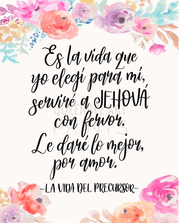 Spanish Gift Life Of A Pioneer Lyrics In Spanish Digital