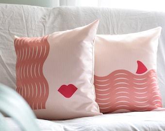 Pillow case Pink