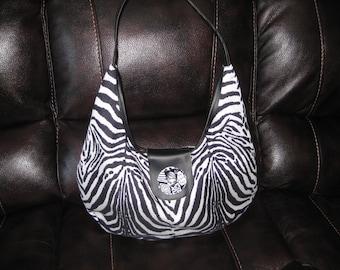 Zebra SADDLE BAG S-3641