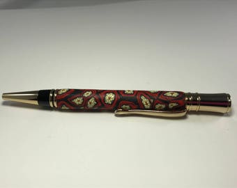 24K Gold Plated Twist Pen