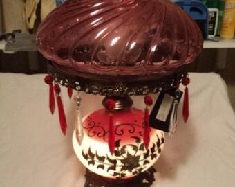 Vintate Lawrin Lamp With Original Tag