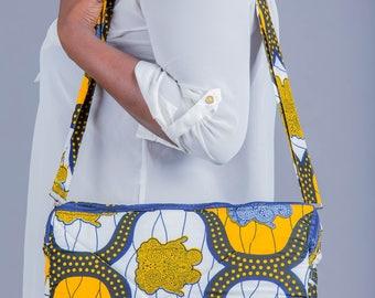 Pc yellow white bag