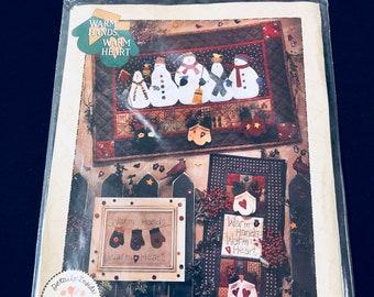 Quilt Pattern  Debbie Mumm - 2 patterns