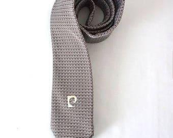 Vintage Pierre Cardin Necktie Men Designer Fashion
