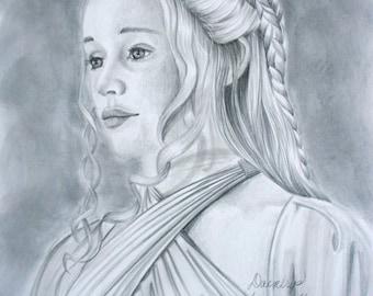 Daenerys - Game of Thrones