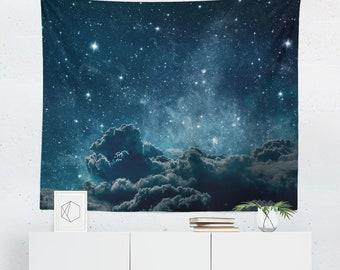 Stars Tapestry | Stars Wall Tapestry | Night Sky Tapestry | Night Sky Wall Tapestry | Stars Wall Decor | Stars Wall Hanging | Night Sky Wall