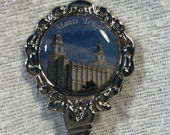 Collectible Manti Temple Spoon