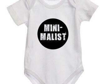 Baby Bodysuit minimalist