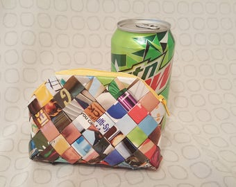 candy wrapper style bag