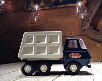 Tonka Truck Tonka Dump Stake Vintage Tiny Tonka Horse Truck