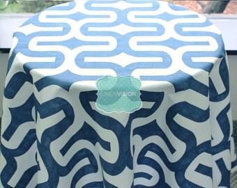 Tablecloth - Premier Prints - EMBRACE - Aquarius - Choose Your Size - Table Linen Wedding Home Decor Dining Kitchen