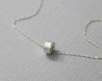 Choker Necklace, Choker Necklace, Layering Necklace, Gift for Her Necklace. Gift for Wife, Christmas Gift, Silver Necklace, Sterling Silver