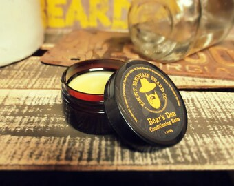 Beard Balm - Bear's Den (Oakmoss, Fresh, Earthy)
