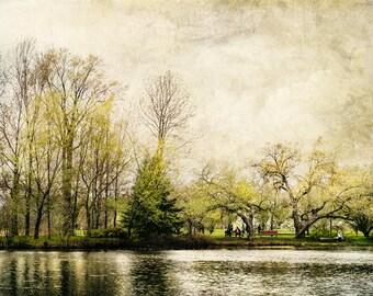 Spring at the Botanical Garden - Spring at the Botanical Garden