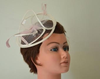 Ceremony veil hair clip