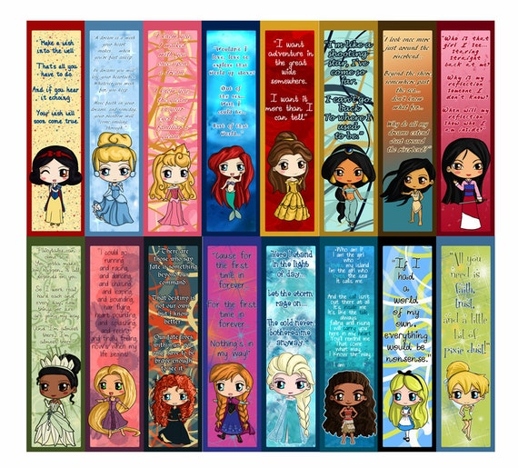 Products Bookmarks Design Inspiration And: NEW Moana Disney Princess Bookmarks Disney Princess