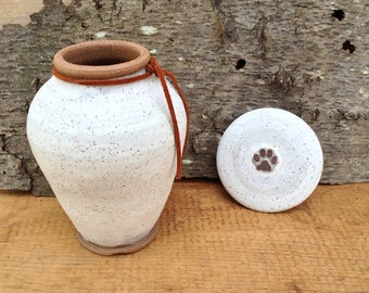 Pet Cremation Urn for 50 lb Pet