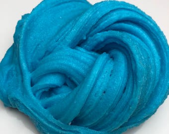 Blue Raspberry Sherbet Stretchy Ice Cloud Slime (Scented)