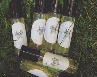 MOON HOWL sensuality enhancing roller perfume
