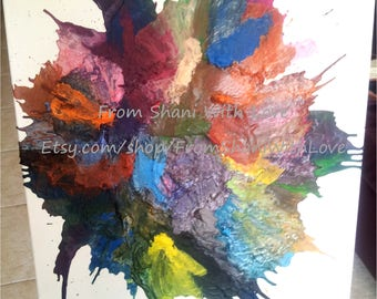 Colorful Explosion No. 1-Wall Art-Gift and Decore