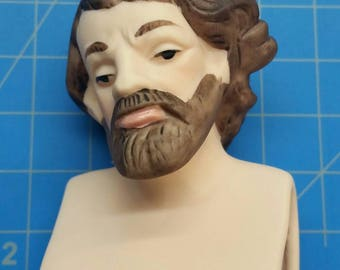 Porcelain Joseph Head and Hands Mangelsen's 161-12 (005)