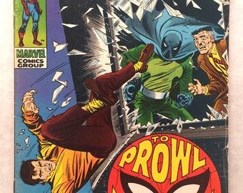 1969 AMAZING SPIDER-MAN #79 Marvel comic book John Buscema Romita Spiderman Prowler J. Jonah Jameson