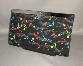 Wallet - DIVA Wallet - Clutch Wallet - Music