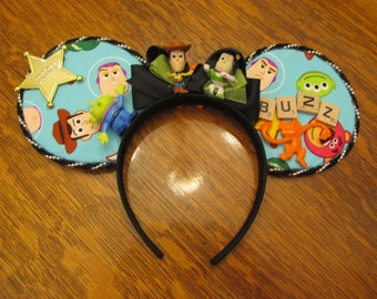 Toy Story Ears-Buzz