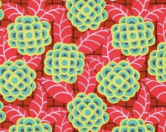 Amy Butler Cameo Tea rose 0,5 m USA fabric pure cotton