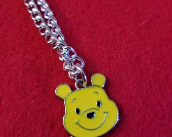 4.00 CLEARANCE  Winnie the pooh necklace