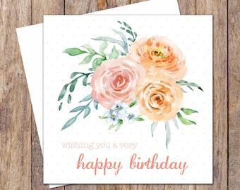 Just llama say birthday card funny birthday card birthday pretty birthday card birthday cards for her wife birthday card female birthday cards bookmarktalkfo Choice Image