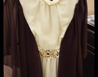 Princess Leia - 70's dress
