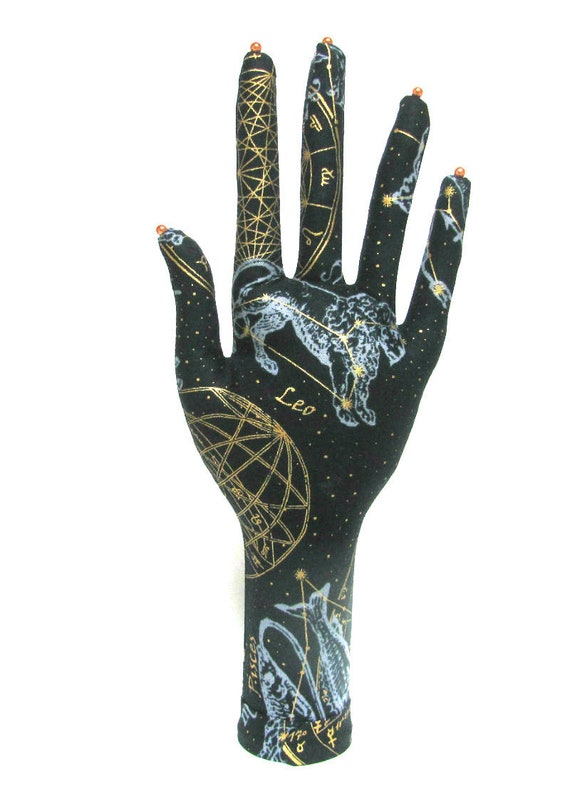 CLASSIC Sun in Leo HAND-Stand ~ Jewelry Display ~ Ready to Ship