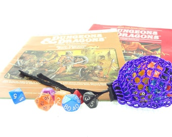 Dice Bag For Dungeons And Dragons Or Warhammer 40K