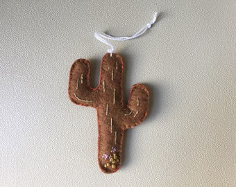 Cactus Ornament No.1
