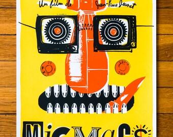 Micmacs à Tire-Larigot Movie Poster