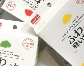 Daiso Soft Clay for Slime