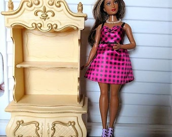 Vintage Hutch  1:6 Scale for  Barbie